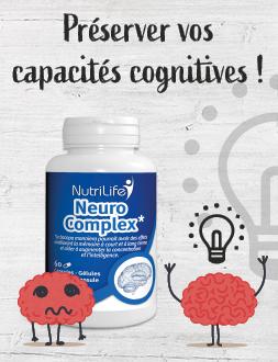 Neuro complex : déclin cognitif lié à l'âge