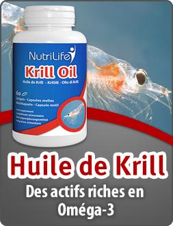 Huile de Krill